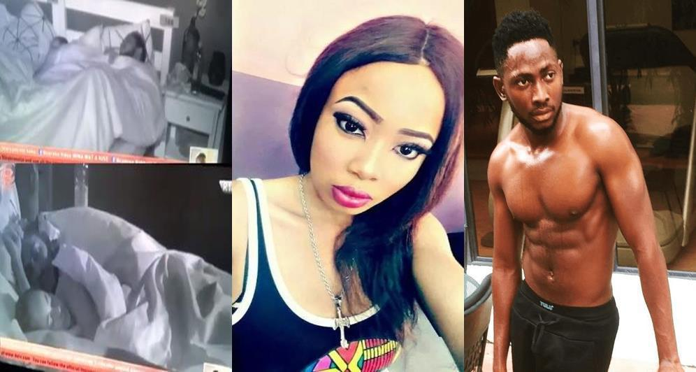 #Bbnaija : Miracle and Nina Finally Have Sex (18+ VIDEO)